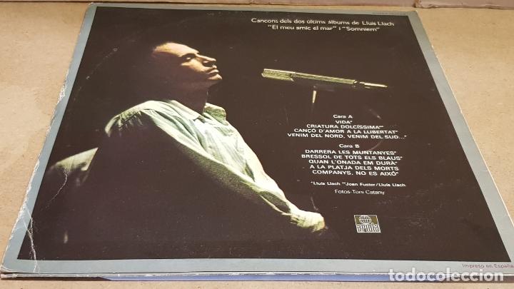 Discos de vinilo: LLUÍS LLACH / 1979 / LP - ARIOLA - 1979 / MBC. ***/*** - Foto 2 - 179390750