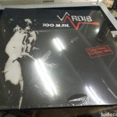 Discos de vinilo: VARDIS LP 100 M.P.H. PRECINTADO. Lote 179398152