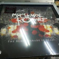 Discos de vinilo: MY CHEMICAL ROMANCE DOBLE LP THE BLACK PARADE IS DEAD! 2019 PRECINTADO. Lote 179398763