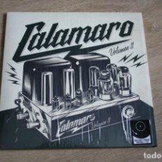 Discos de vinilo: ANDRES CALAMARO, VOLUMEN 11, DOBLE LP + CD, NUEVO.. Lote 179399486