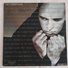 Discos de vinilo: THE CRISTIANS – WORDS. Lote 179400177