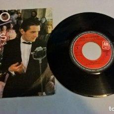 Discos de vinilo: MUSICA SINGLE: FALCO - ROCK ME AMADEUS. Lote 179400462