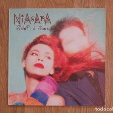 Discos de vinilo: NIAGARA SOLEIL D'HIVER MAXI SINGLE POLIDOR 1988. Lote 179514513