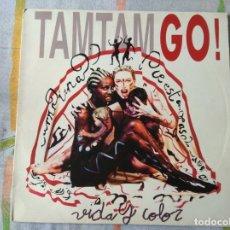 Discos de vinilo: TAM TAM GO - VIDA Y COLOR . Lote 179515763