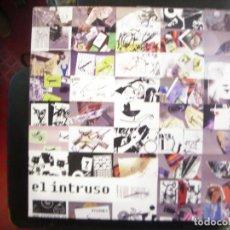 Discos de vinilo: EL INTRUSO- VIERNES. LP. PRECINTADO.. Lote 179517702