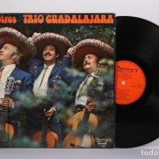 Discos de vinilo: DISCO LP DE VINILO - TRIO GUADALAJARA / NOSOSTROS - OLYMPO - AÑO 1976. Lote 179518692