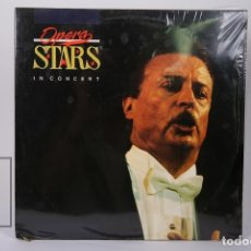 Discos de vinilo: DOBLE DISCO LP DE VINILO - OPERA STARS INCONCERT / ALFREDO KRAUS - TRESIN - PRECINTADO. Lote 179518723