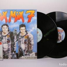 Discos de vinilo: DOBLE DISCO LP DE VINILO - MAX MIX 7 - AÑO 1988 - SIN POSTER. Lote 179518760