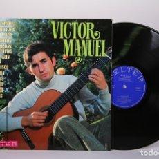 Discos de vinilo: DISCO LP DE VINILO - VICTOR MANUEL / EL TREN DE MADERA... - BELTER - AÑO 1970. Lote 179518907