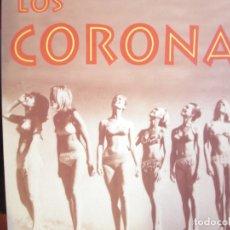 Discos de vinilo: LOS CORONAS- LP. FIRMADO.. Lote 179519202