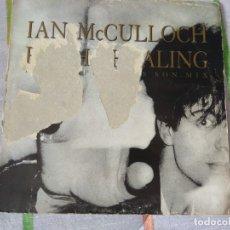Discos de vinilo: IAN MCCULLOCH - FAITH AND HEALING . Lote 179519226