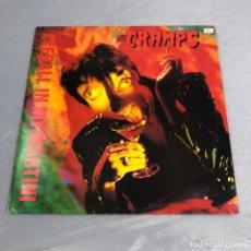 Discos de vinilo: DISCO VINILO LP, THE CRAMPS, EYEBALL IN MY MARTINI. 1991. Lote 179520501