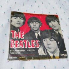 Discos de vinilo: THE BEATLES VINILO SINGLE 45 R.P.M. Lote 179521256