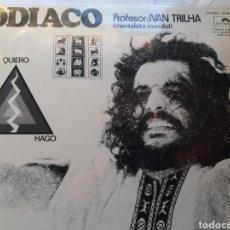 Discos de vinilo: ZODIACO PROFESOR IVAN TRILHA. Lote 179525032