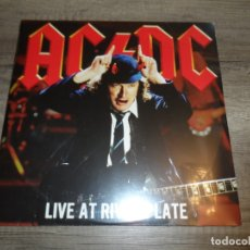 Discos de vinilo: AC DC - LIVE AT RIVER PLATE (PRECINTADO). Lote 179525287