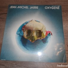 Discos de vinilo: JEAN MICHEL JARRE - OXYGENE. Lote 179525386