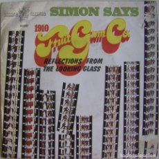 Discos de vinilo: 1910 FRUITGUM CO.-SIMON SAYS, BUDDAH RECORDS 201007, 201 007. Lote 179525693