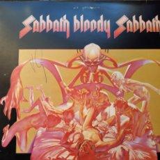 Discos de vinilo: BLACK SABBATH SABBATH BOODY SABATH. Lote 179526826