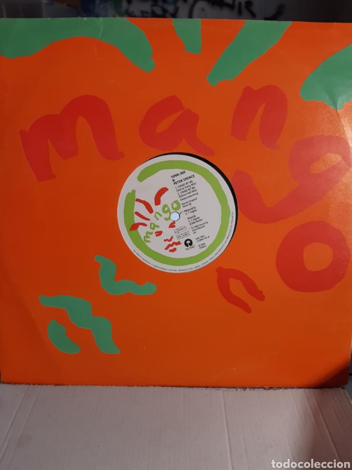 TIPOS IRIE& PETER SPENCE-STAND BY ME (Música - Discos de Vinilo - Maxi Singles - Reggae - Ska)