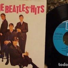 Discos de vinilo: THE BEATLES' HITS - ÚLTIMA REEDICIÓN ESPAÑOLA. Lote 179527186