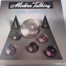 Discos de vinilo: MODERN TALKING - CHERI, CHERI LADY (ARIOLA - A-107 670). Lote 179529526
