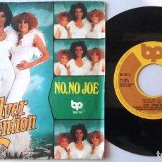 Discos de vinilo: SILVER CONVENTION / NO, NO JOE / SINGLE 7 INCH. Lote 179529848