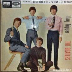 Discos de vinilo: THE BEATLES - DAY TRIPPER EP ED. ESPAÑOLA 1966. Lote 179533645