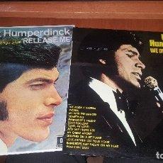 Discos de vinilo: ENGELBERT HUMPERDINCK, 4 LPS COMO NUEVOS, DE DECCA. Lote 179534947