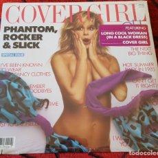 Discos de vinilo: PHANTOM, ROCKER & SLICK ** COVER GIRL ** VINILO ORIGINAL 1986 USA LP AUN PRECINTADO. Lote 179534952
