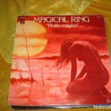 Discos de vinilo: MAGICAL RING. ANILLO MAGICO. EMI-ODEON, 1977. IMPECABLE (#). Lote 179536148