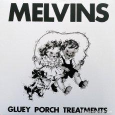 Discos de vinilo: MELVINS LP GLUEY PORCH TREATMENTS VINILO REEDICION LIMITADA. Lote 179537131