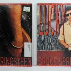 Disques de vinyle: 2 LP BRUCE SPRINGSTEEN. LUCKY TOWN & BRUCE SPRINGSTEEN. HUMAN TOUCH. Lote 179537766