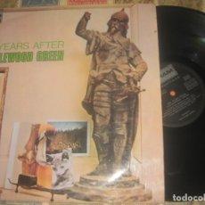 Discos de vinilo: TEN YEARS AFTER - CRICKLEWOOD GREEN( DERAM - 1970) OG ESPAÑA. Lote 179537988