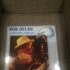 Discos de vinilo: BOB DYLAN. A HARD RAIN`S GONNA FALL. GASLIGHT TAPES 1962. BOOTLEG.LP VINILO.. Lote 179539081