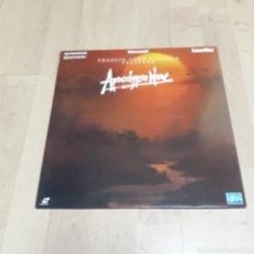 Discos de vinilo: APOCALYPSE NOW, LÁSER DISC. Lote 179539658