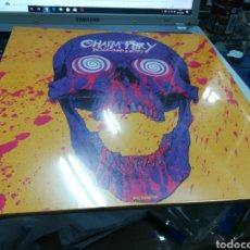 Discos de vinilo: THE CHARM THE FURY LP THE SICK,DUMB & HAPPY 2017 PRECINTADO. Lote 179540241