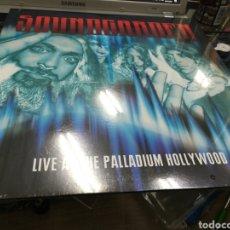 Discos de vinilo: SOUNDGARDEN LP LIVE AT THE PALLADIUM HOLLYWOOD 2017 PRECINTADO. Lote 179541243