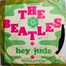 Discos de vinilo: THE BEATLES - REVOLUTION. HEY JUDE [ENVÍO EXPRESS 24H]. Lote 179541788