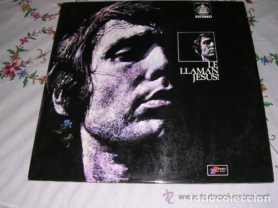 LP RAPHAEL LE LLAMAN JESÚS ! HISPAVOX 1973 (Música - Discos - LP Vinilo - Solistas Españoles de los 70 a la actualidad)