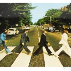 Discos de vinilo: V48 - THE BEATLES. ABBEY ROAD. LP VINILO. Lote 179550602
