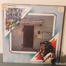 Discos de vinilo: CLIFTON CHENIER - BOOGIE & ZYDECO. Lote 179558971