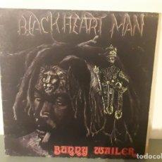 Discos de vinilo: BLACKHEART MAN - BUNNY WAILER. Lote 179559010