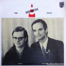 Discos de vinilo: KRAFTWERK – RALF AND FLORIAN PHILIPS  63 05 197 POP LEGENDS LP SPAIN 1978 VINILO EXCELENTE. Lote 179716622