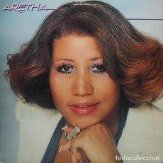 Discos de vinilo: ARETHA FRANKLIN, ARETHA (1980). Lote 179936535