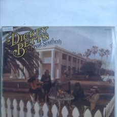 Discos de vinilo: DICKEY BETTS & GREAT SOUTHERN - DICKEY BETTS & GREAT SOUTHERN . Lote 179947847