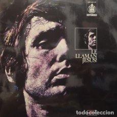Discos de vinilo: RAPHAEL - LE LLAMAN JESUS - LP DE VINILO 1ª EDICION ESPAÑOLA #. Lote 179948417