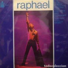 Discos de vinilo: RAPHAEL - RAPHAEL - LP DE VINILO 1ª EDICION ESPAÑOLA #. Lote 179948581