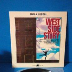 Discos de vinilo: LP - WEST SIDE STORY - BANDA SONORA. Lote 179949537