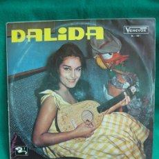 Discos de vinilo: DALIDA. LES ENFANTS DU PIREE. VENEVOX BL-401. VENEZUELA. LP. RARISIMO.. Lote 179953143
