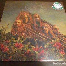 Discos de vinilo: OPETH - 2 LP - GARDEN OF TITANS - COLOREADO - EDICION LIMITADA. Lote 179957075
